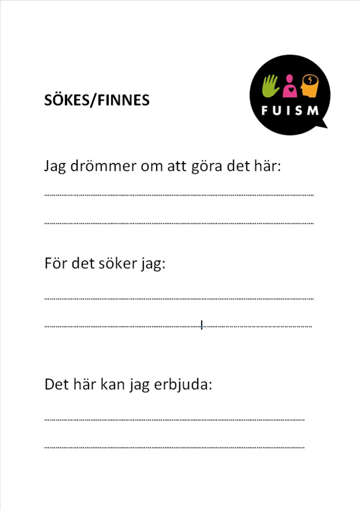 Speed dating jobbörse